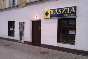 Klubokawiarnia Baszta w Andrychowie