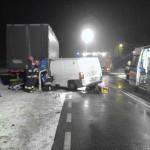 Śmiertelny wypadek w Wieprzu