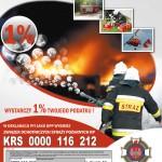 Przekaż 1% podatku dla OSP ze swojej miejscowości