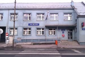 Urząd Pocztowy Andrychów  ulica Krakowska 100
