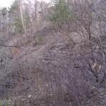 Urwisko na Wieprzówką (Rzyczanką)
