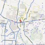 Google Street View Andrychów