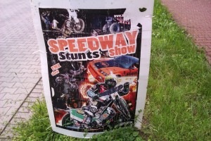 Speedway Stants Show - Andrychów