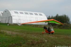 Lotnisko Gierałtowiczki, lotnisko Zator