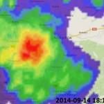 Super radar meteorologiczny tylko 30 km od Andrychowa