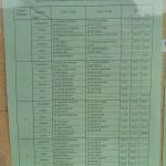 Stały konfesjonał w Andrychowie - dyżury