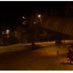 Kamera na stoku Czarny Groń – Rzyki, górna stacja