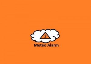 Ostrzeżenie meteorologiczne dla Andrychowa - 2 stopień