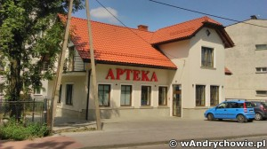 Nowa Dobra Apteka - Andrychów, ul. Starowiejska 3