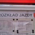 Rozkład jazdy busów – Andrychów, ul. 1 Maja – W