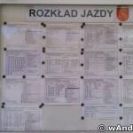 Rozkład jazdy busów – Andrychów, ul. 1 Maja – E