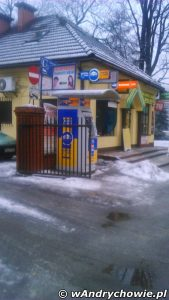 Bankomaty sieci Euronet i ING w Andrychowie na ulicy Legionów