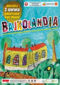 Bajkolandia Andrychów 2019