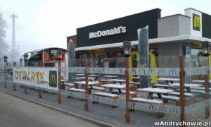 Otwarcie restauracji McDonald's w Andrychowie