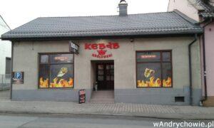Kebab Królewski Andrychów