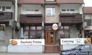 Cafe Bar Emi w Andrychowie