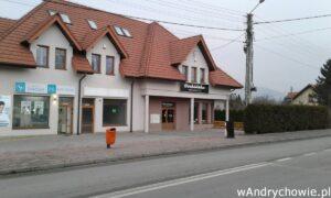Restauracja Beskidzka w Andrychowie przy ulicy Beskidzkiej. Dawniej Gala - Miejsce Spotkań